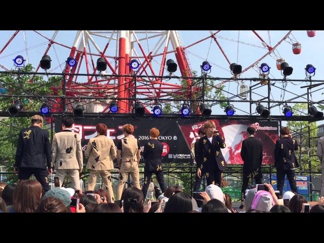 20160501/Apeace/千年の誓い/肉フェスTOKYO2016春/お台場【4K】