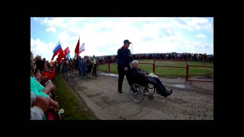 Парад победы / Турецкий вал, Армянск. Крым 9 мая 2017