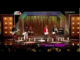 090809 FT Island (feat. Kara) Special Stage (Fire+Pretty Girl)