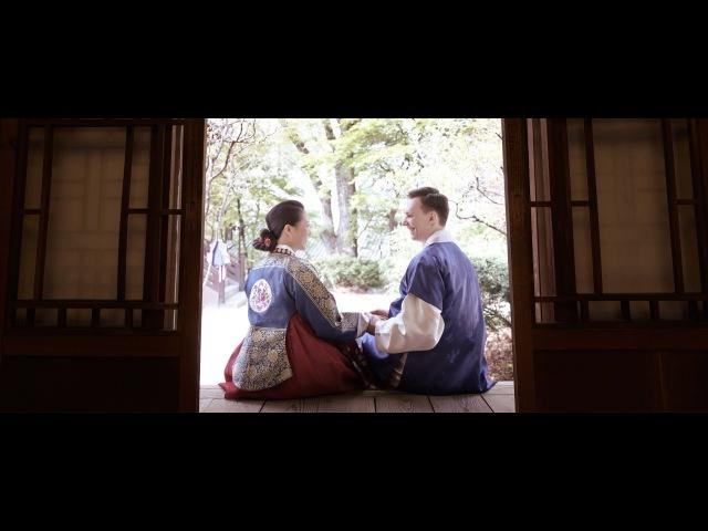 한국의 집 국제결혼 전통혼례 웨딩DVD by 주노무비 Korea traditional wedding