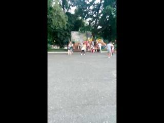 Опен в парке Белинского