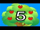 Way Up High in an Apple Tree - Apple Song for Kids - Children's Song by The Learning Station