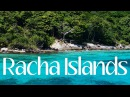 OCEAN PHUKET RACHA ISLANDS: THE BEST ISLAND IN THAILAND FOR SNORKELING TRIP 4K