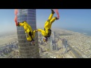 Лучшие бейсджамперы мира - экстремальный бейсджампинг, разбежавшись прыгну со скалы