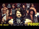 WWE Multi Mashup AJ Styles Tribute 7000 Subscribers Special