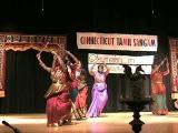 Kolatam dance during Tamil New Year function