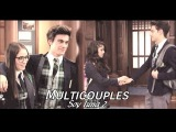 Multicouples Soy luna 2 | Some Kind Of Beautiful