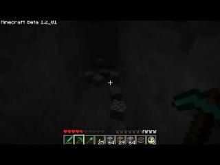 Как в MineCraft найти выход из подземелья