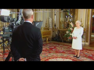 Cue the Queen: Celebrating the Christmas Speech