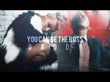 you can be the boss daddy  seungri + g-dragon