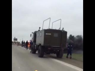 ДТП в Атырау, люди будьте осторожны не превышайте скорость!