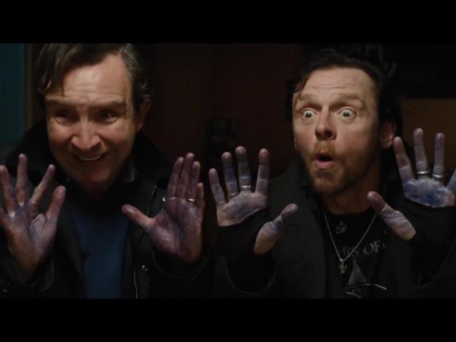 Фильм «Армагеддец» 2013 / Комедия про алкашей, злых роботов и конец света / Онлайн второй трейлер