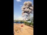 Ашулук !!! Взрыв на полигоне !!! Взрыв на складе боеприпасов !!! ЧП или диверсия  20 06 ...