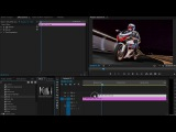 Premiere Pro Motion blur on titles by Chung Dha