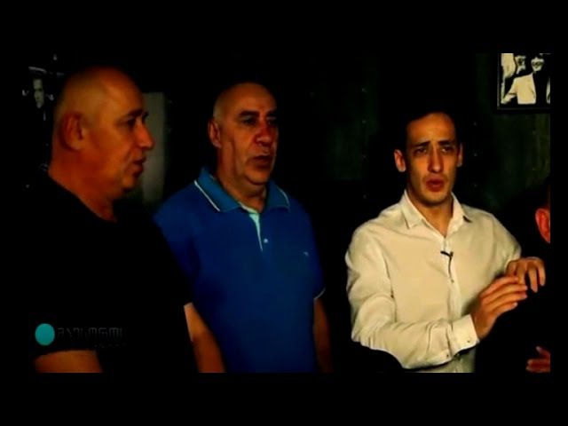 Dato Kenchiashvili - Daukarit Rom Dzvel Xanjals დათო კენჭიაშვილი - დაუკარით რომ ძვ4