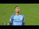 Gabriel Jesus (Debut for Man City) vs Tottenham HD 1080i