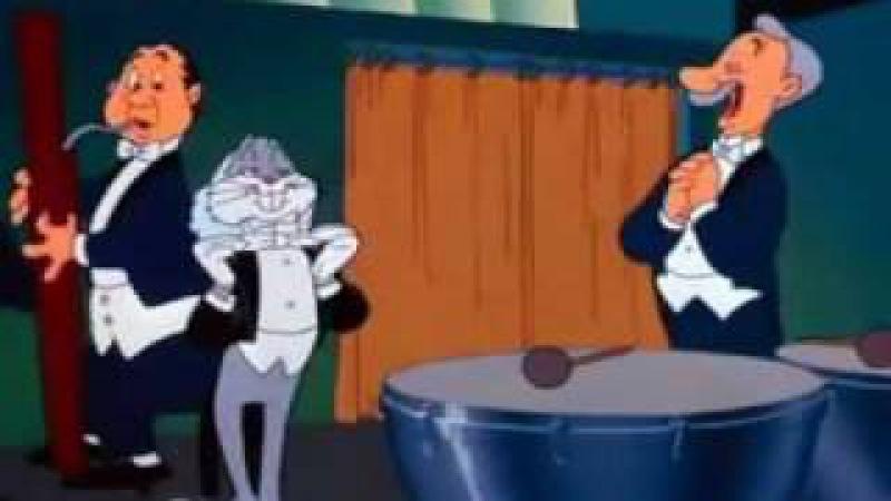 Bugs Bunny... Leopold!