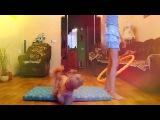 Gymnastic challengeГимнастический челлендж