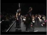 SS501 Kim Hyung Jun @ Seoul fashion Week '10 --- SONGZIO HOMME Runway