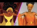 Hercules Zero to Hero Disney Side by Side by Oh My Disney