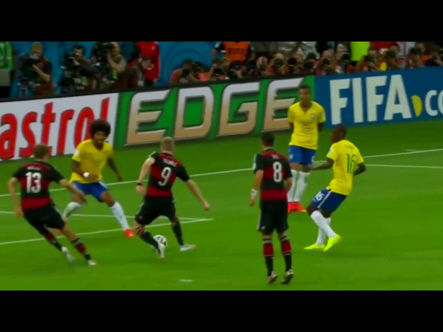 Brazil vs Germany 1 7 Highlights FIFA World Cup Semi Final 2014 HD 720p