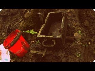 ML47 Раскопки немецкого блиндажа WW2 dugout excavations HD SUB