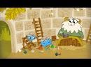 Котики, вперед! - Сборник - Все серии подряд про папу котиков Коти и Кати - мультики малышам