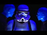 Blue Man Casting Ep. IV A Blue Hope Storm Trooper Auditions for Blue Man Group New York