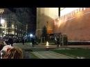 Смена почетного караула у Вечного огня, Москва, Кремль, 1 января 2014