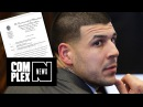 Disturbing New Details Surface Around Aaron Hernandez's Suicide