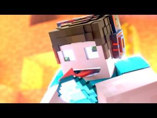 Hardcore Mining [Minecraft Animation]