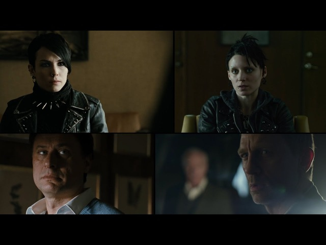 Average Expert – The Girl with the Dragon Tattoo