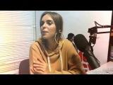 Ханна на радио Energy (Воронеж) 18.02.2017