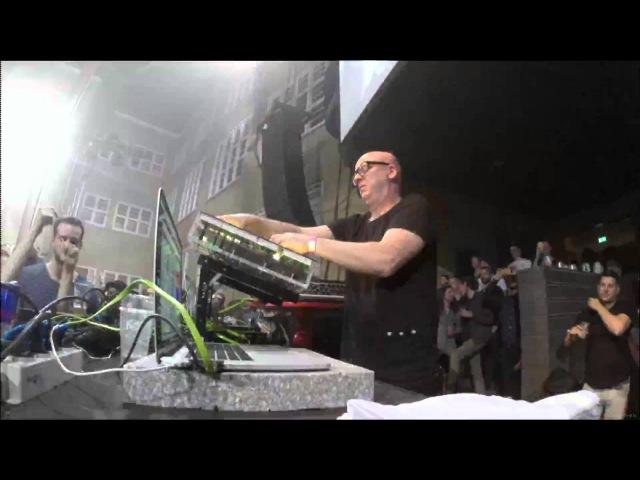Stephan Bodzin Live - NGHTDVSN ADE - 17.10.2015