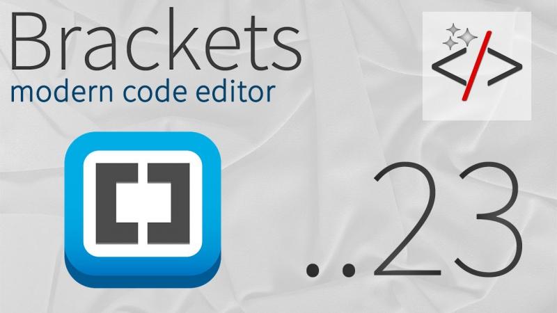 Brackets урок 23. CssFier - бысрая вставка селекторов в CSS