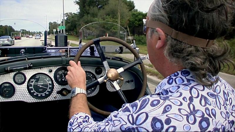 Fisker Karma (2011) vs Bentley (1928) [Top Gear S18E04]