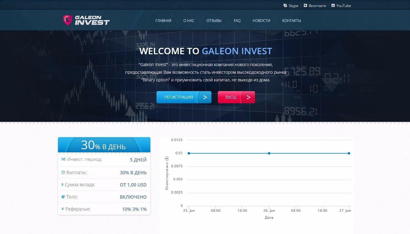 Galeon Invest