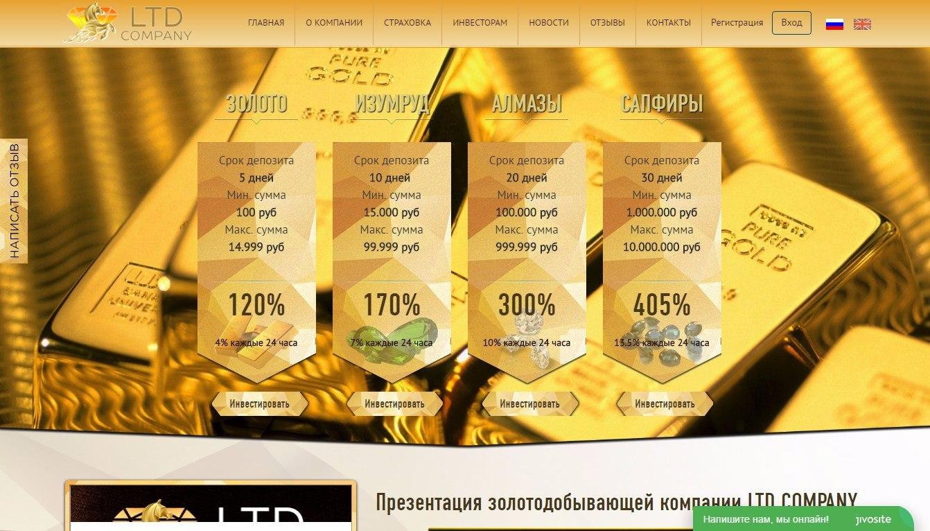 Ltd Company