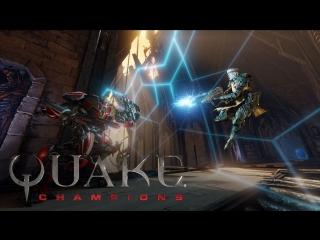 Quake Champions — новый режим «Дуэль»