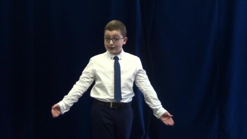 Артемий Корнилов, 8 лет. Любопытная Варвара!