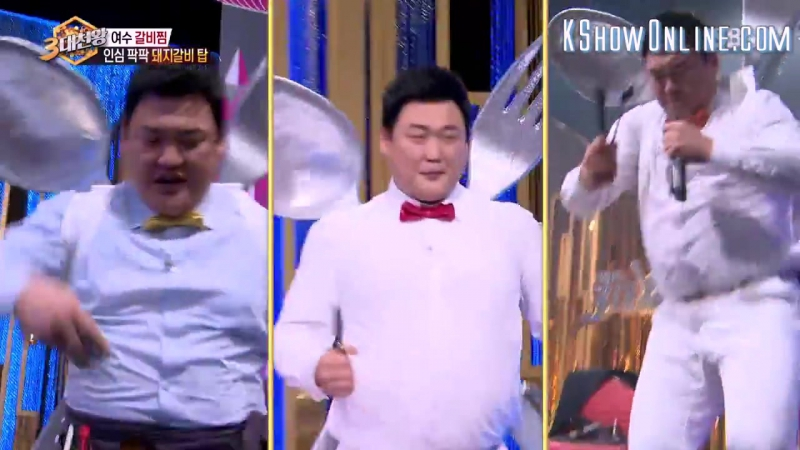 [ENG.SUB] Baek Jong Won Top 3 Chef King 85 - 12.05.2017