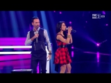 Davide Carbone VS Katy Desario #TeamPezzali The Voice of Italy 2016