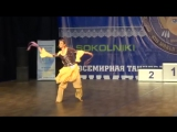 Tatiana Krichevskaya folk Muwashahat WDO 2016-DANCE QUEEN by Olesya Pisarenko