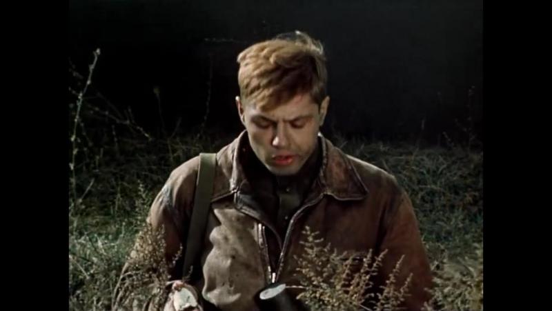 Фрагмент 1 т/с Батальоны просят огня 1985 СССР, реж. Александр Боголюбов, Владимир Чеботарев