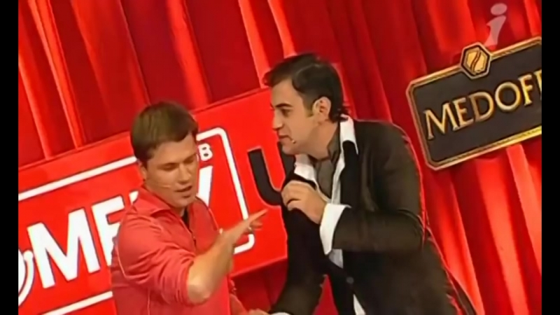 Гарик Харламов и Гарик Мартиросян. Шоу двух Гариков. Камеди клаб 2016. UA