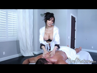 Diana prince - milf massage