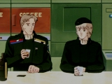 Легенда о героях галактики  Legend of the Galactic Heroes OVA 051