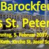 5.2.2017 - Barock-Feuer aus St.Petersburg (Шлире