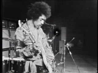 The Jimi Hendrix Experience. Live Stockholm, Sweden, 1969