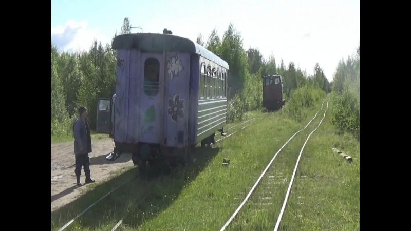 Архангельщина 2016. серия 3.АВНЮГСКАЯ УЖД.